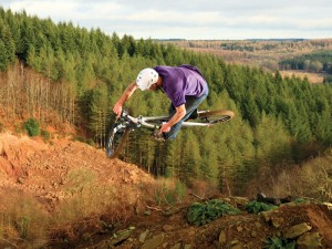Biking, Forest of Dean